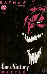 Batman: Dark Victory #8 joker