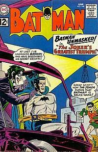 batman 148 okładka bruce wayne joker
