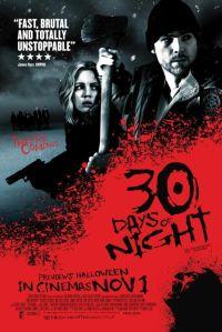 30 dni nocy plakat film