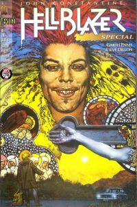 hellblazer special #1 cover okładka