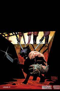 Logan #1 okładka