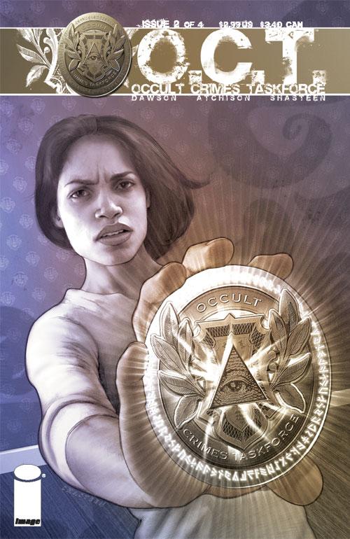 Occult Crimes Taskforce Cover