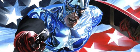 Captain America by Alex Ross