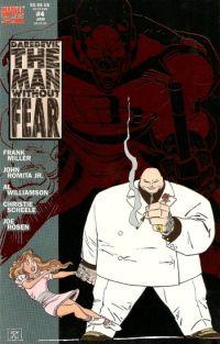 Daredevil The man without fear okładka