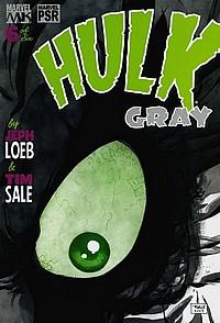 hulk gray okładka