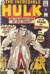 The Incredible Hulk #1 okładka