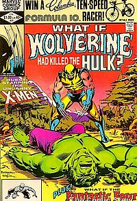 What if wolverine had killed the hulk