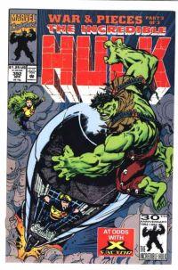 incredible hulk x-factor okładka