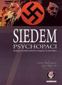 siedmiu psychopatów okładka
