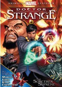 Doctor Strange: The Sorcerer Supreme DVD