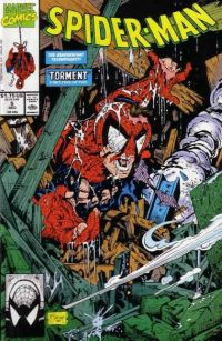 spider man torment mega marvel