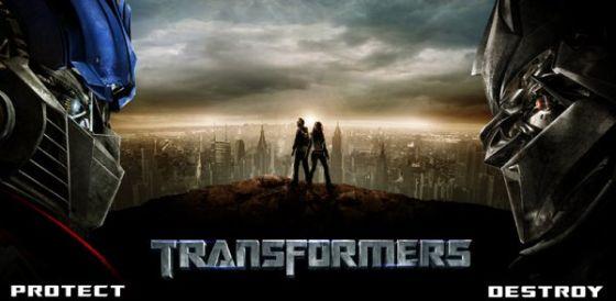 transformers recenzja filmu