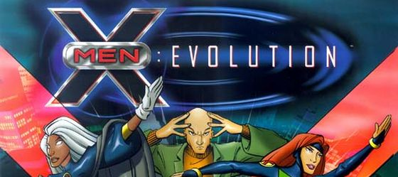 X-Men: Evolution logo